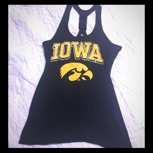 Iowa Hawkeye Tank Top